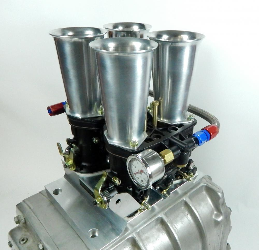 Supercharger Carburetion | JIM INGLESE 8-STACK SYSTEMS
