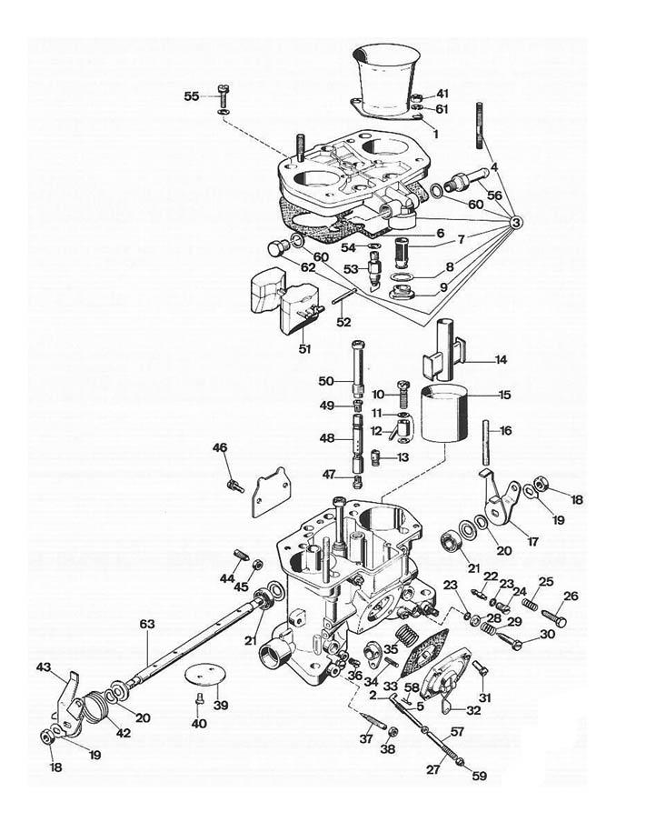 Basic Simple Carb Diagram For Pre2001 Gs50039s